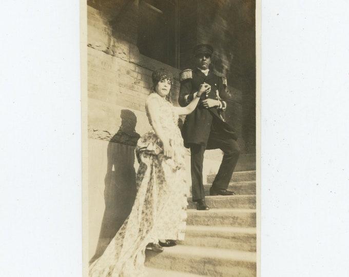 Vintage Snapshot Photo: Prince Charming (88713)