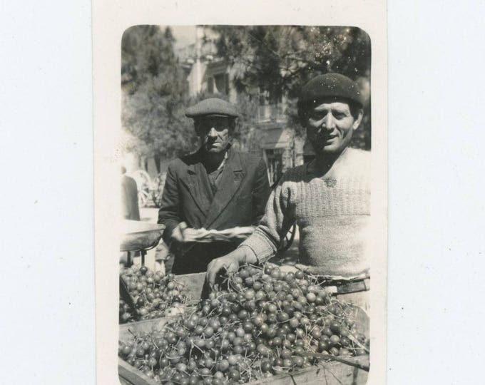 Vintage Snapshot Photo: Harvest [82649]