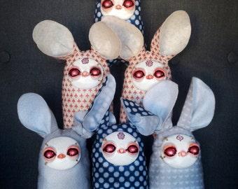 Handmade Bunny doll