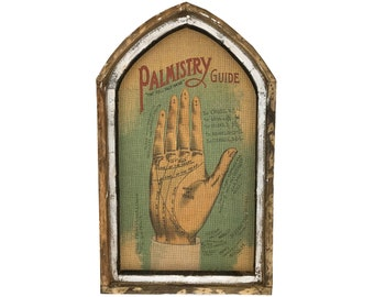 "Palmistry Wall Art | 18"" x 30"" 