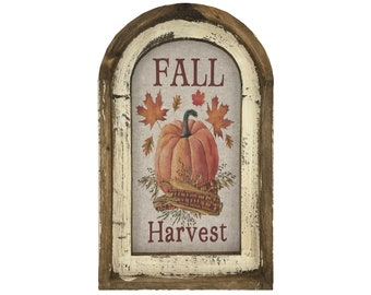 "Fall Harvest Wall Art | 14"" x 22"" 