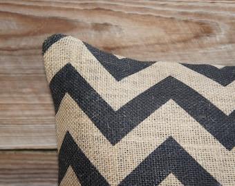 Chevron Pillow for Erica - No Insert