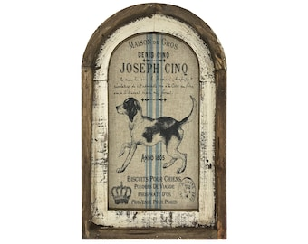 "Dog Wall Art | 14"" x 22"" 