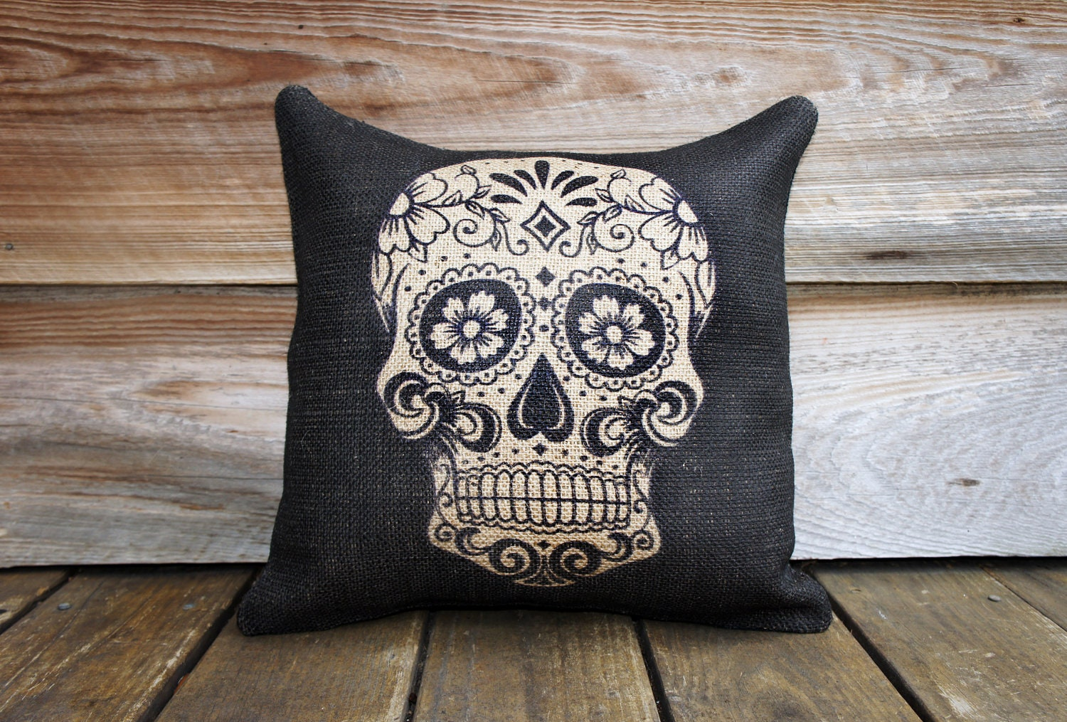D 237 A De Los Muertos Set Of 3 Pillow Covers Throw Pillow