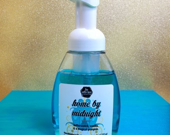 home by midnight hand soap - cinderella inspired soap - fall halloween soap