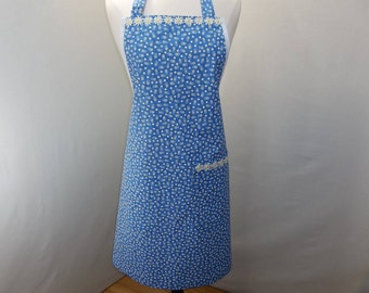 Daisy Hostess Apron