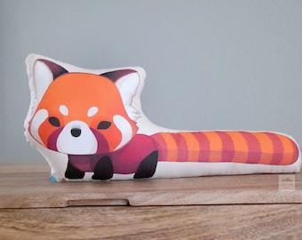 Red Panda Pillow