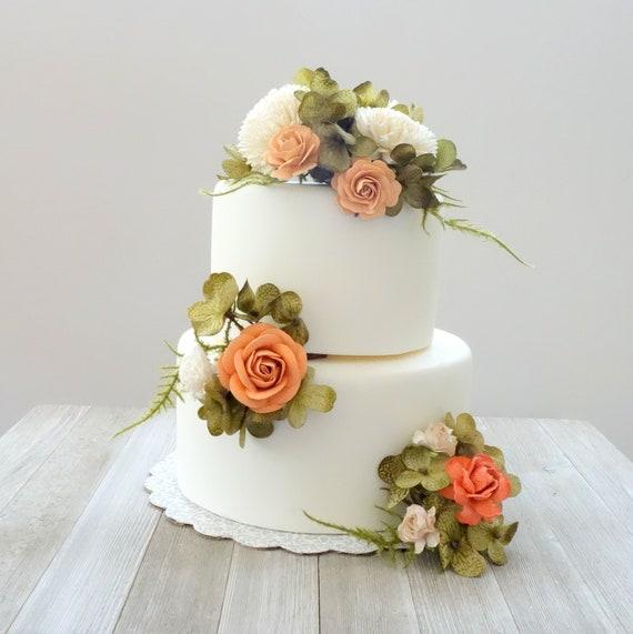 Wedding Cake Toppers Flowers 63 Off Plykart Com