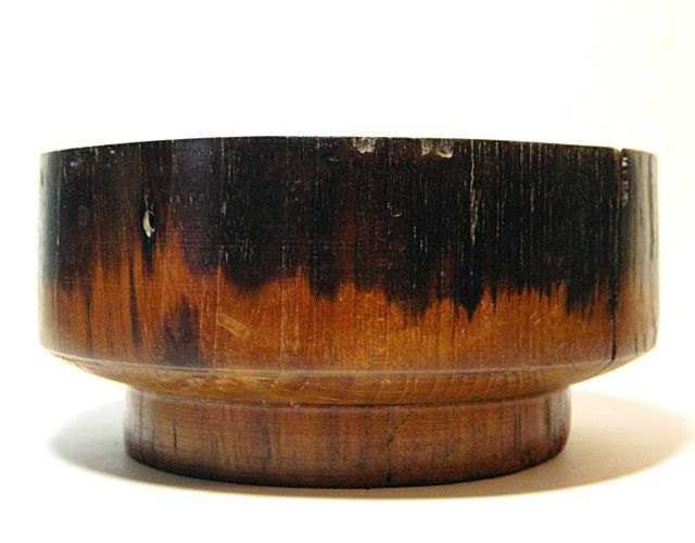 Antique,Wood,Treenware,Shallow,Bowl,antique treenware bowl, antique wooden bowl, primitive wood bowl