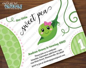 Sweet pea | Etsy