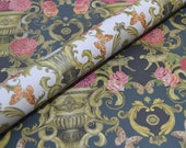 Designer Gift Wrap, Double-Sided - Chateau