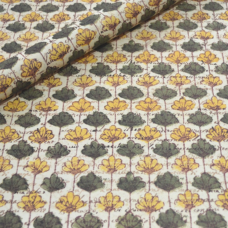 Fiore Italian Decorative Wrapping and Craft Paper