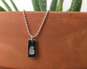 Single Note Necklace