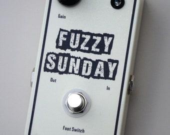 Fuzzy Sunday Vintage Style Fuzz-NEW!
