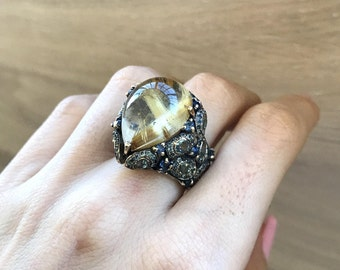 Statement/Cluster Ring
