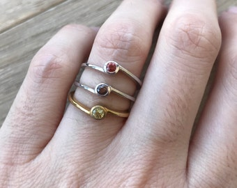 Round/ Oval Rings
