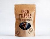 Deer Tracks Jerky 4 oz. Resealable Bag