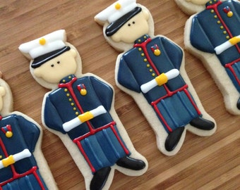 US Marine Cookies