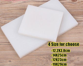 Plastic Leather Craft Punching Pad Durable Plate Mat Leather Craft Cutting Tool