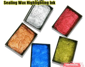 Sealing Wax Highlighting Ink for wax seals, Scrapbooking, wax stamping  -W005