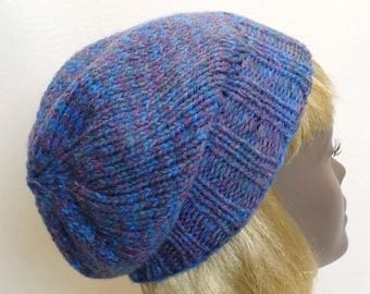 c4e5f4c0eac Blue Slouchy Hat