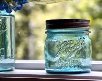 me /& the sea Personalized Mason Jar \u2022 Party Favor \u2022 EDPP7D \u2022 Mason Jar Favor 24 pcs \u2022 You