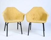 Eames chairs - a pair...