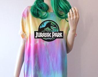 Jurassic Park Tie Dye T-Shirt