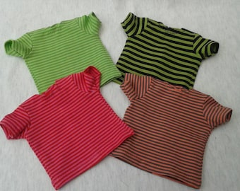 Ready to ship - Striped T-shirts for all sizes