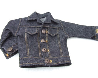 "Ready to ship - Cord or Denim Jacket for 16"" or 17"" Sasha doll"