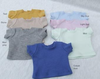 Ready to Ship - Sasha Baby/Toddler Short Sleeves basic T-shirt