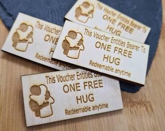 Free Hug Voucher ~ Send Your Loved Ones A Hug ~ One Hug ~