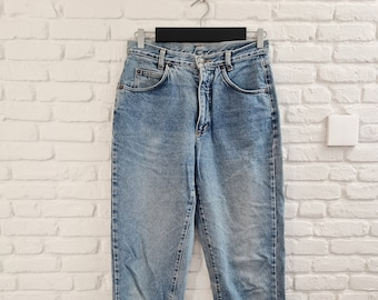 United Colors of Benetton 80s denim jeans