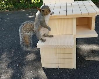 Eastern Grey Squirrel Nesting Box