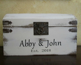 Rustic card box etsy best selling items solutioingenieria Image collections