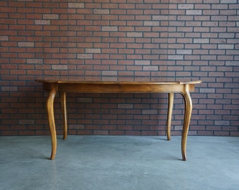 Dining Table ~ Oval Dining Table ~ Country French Dining Table by Ethan Allen