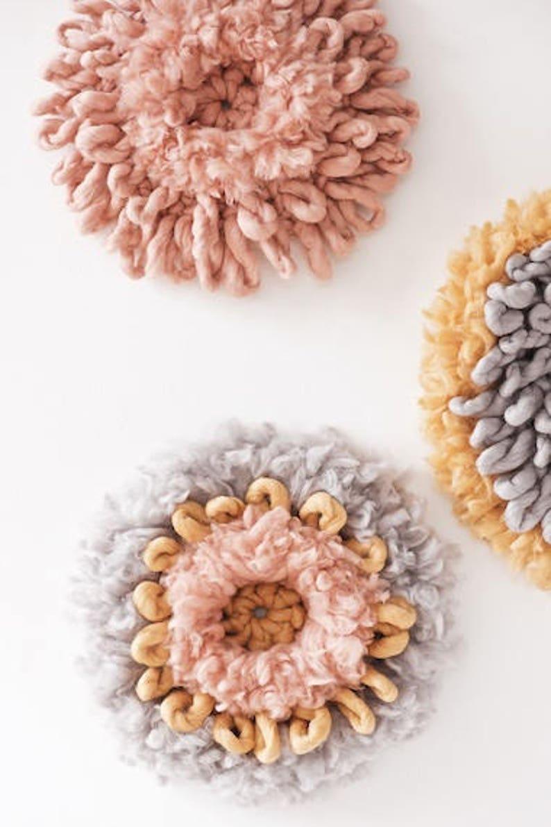 Wall Hanging Pattern Juju Crochet image 0