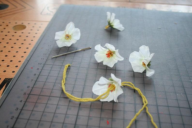 artYarn Appleflowers handspun No130507