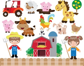 INSTANT DOWNLOAD FARM_20. Personal and commercial use.
