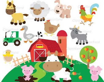 INSTANT DOWNLOAD FARM_11. Personal and commercial use.