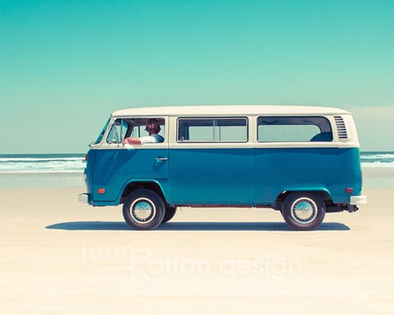 978b1cc42f Volkswagen Bus VW Bus Car Photography Volkswagen Van Beach