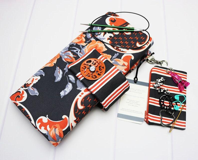 Circular Needles  Circular Knitting Needle Case  Knitting image 0