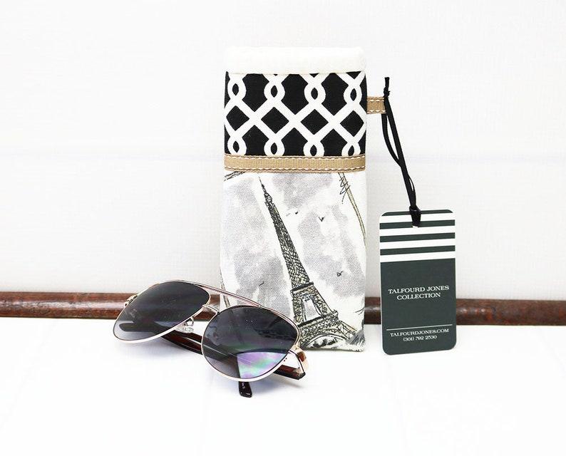 Eyeglass Case  Sunglasses Case  Reading Glasses Case  Soft image 0