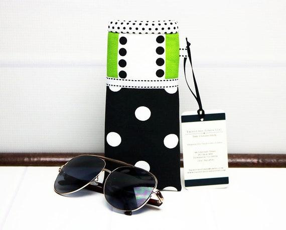 9b5031b0d76c Eyeglasses Pouch Sunglasses Case Reading Glasses Case | Etsy