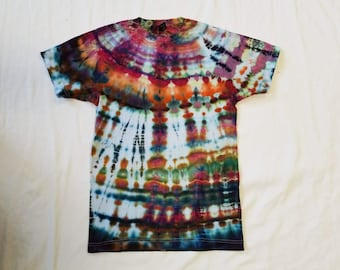 Funky Tie Dye  Men's T-shirt size Extra Small S481