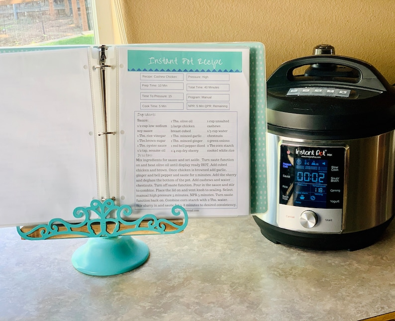 Printable Instant Pot Beginners Guide 24 Page Recipes Time image 0