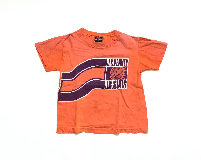 80s Tops, Shirts, T-shirts, Blouse   90s T-shirts Vintage 80s Kids Phoenix Suns Graphic T-Shirt Sz S $25.49 AT vintagedancer.com