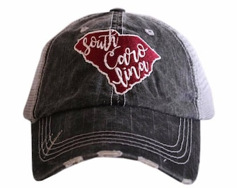 a0503bbd3a8b9 South Carolina Baseball Hat