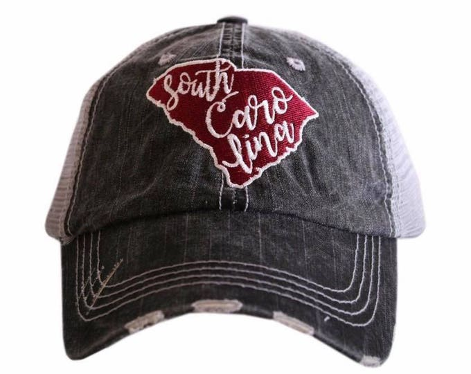 South Carolina Trucker Baseball Hat