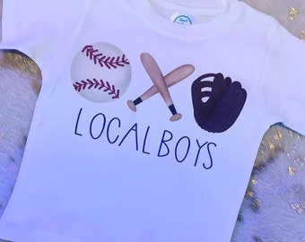 Baseball Trio T-Shirt